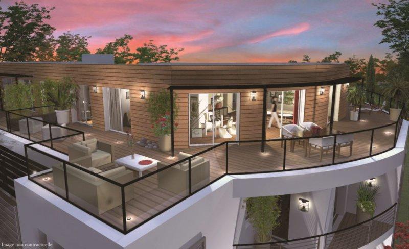 offres programmes neufs bayonne quartier r sidentiel appartement t4. Black Bedroom Furniture Sets. Home Design Ideas